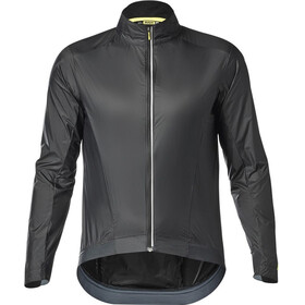 Mavic Essential Wind Jas Heren, black